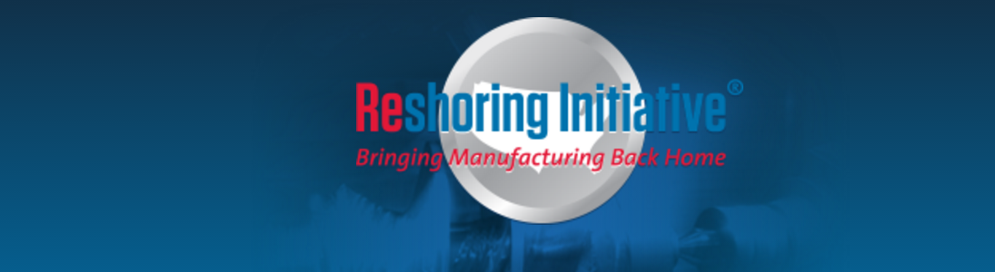 Reshoring Initiative Background