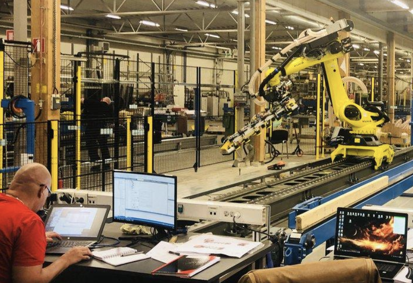 Industry Report: Robots Breaking Ground in Manufacturing Automation
