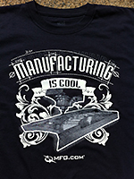 Manufacturing is Cool